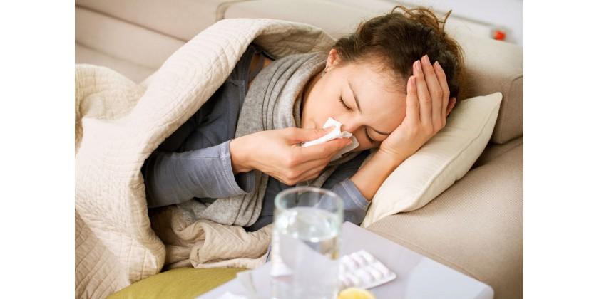 Chroń się przed grypą i zimowym przeziębieniem. Pokonaj infekcje i przeziębienia bez kuracji antybiotykowych -radzi dietetyk Krosno